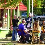 Green Line Cafe
